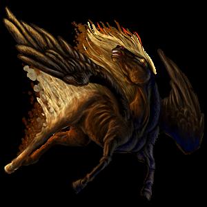 Pegasus Hanoverian Chestnut