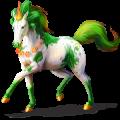 Unicorn Mustang Light Gray