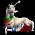 Unicorn Newfoundland Pony Cherry bay