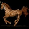 Unicorn Knabstrupper Few Spots