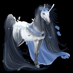 Unicorn Akhal-Teke Dark Bay