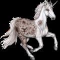 Unicorn Quarter Pony Cherry bay