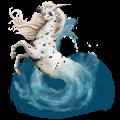 Unicorn Barb Fleabitten Gray