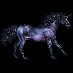 Unicorn Mustang Chestnut