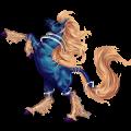 Pony Connemara Dapple Gray