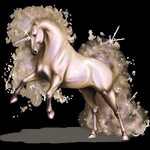 Unicorn Tennessee Walker Black